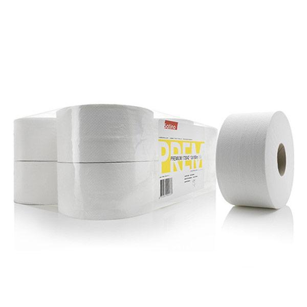 Satino Premium Toiletpapier.Calpa Nederland Satino Premium Mini Jumbo Tissue 2 Laags